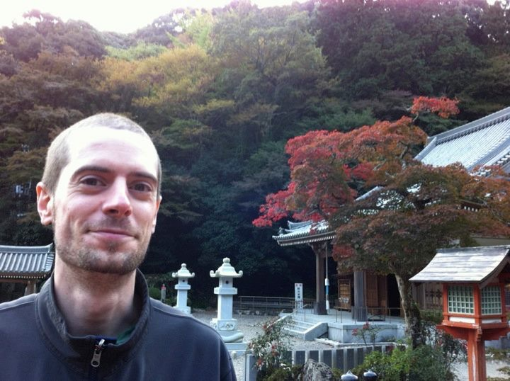 Simon in Japan